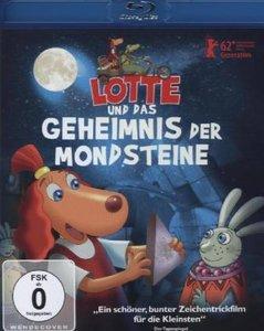 Lotte und das Geheimnis der Mondsteine-Blu-ray Dis