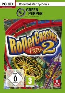 Green Pepper: Rollercoaster Tycoon 2