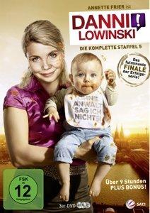 Danni Lowinski - Staffel 5