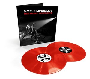 Big Music Live (Gatefold Coloured Vinyl)