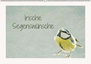 Hultsch, H: Irische Segenswünsche (Wandkalender 2015 DIN A2