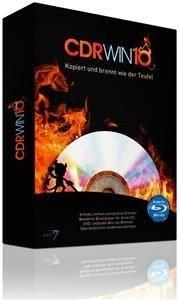 CDRWin 10 - Brennsoftware