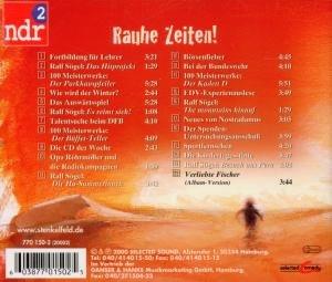 Stenkelfeld-Rauhe Zeiten