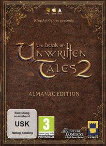 The Book of Unwritten Tales 2 - Almanac Edition