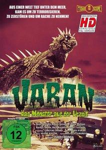 Varan-das Monster aus der Urzeit