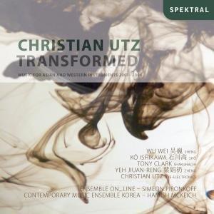 Transformed-Musik F.Asiatische U.Westl.Instrumente