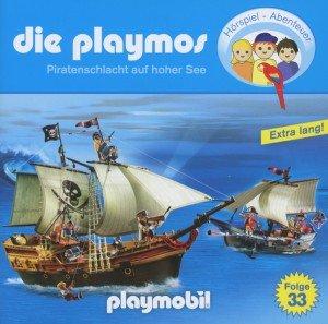 (33)Piratenschlacht Auf Hoher See