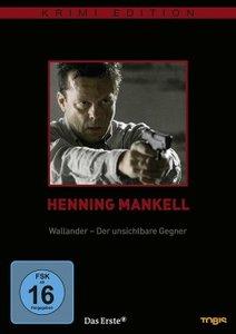 H.Mankell:Wallander-Der unsichtb.Gegner (Krimiedi