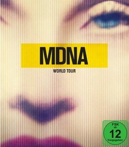 Madonna - MDNA World Tour