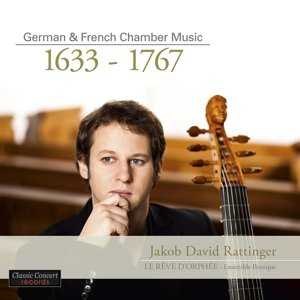 German and French Chamber Music-1633-1767