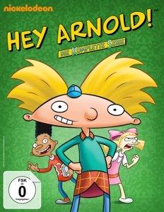 Hey Arnold !-Die Komplette Serie