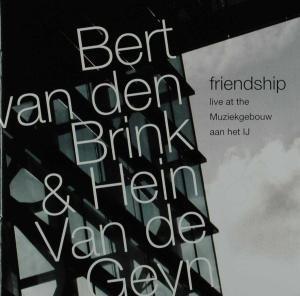 Friendship Live @ Muziekgebouw aan het IJ