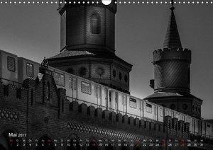 Berlin - Licht und Schatten (Wandkalender 2017 DIN A3 quer)