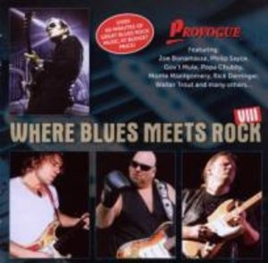 Where Blues Meets Rock Vol.8