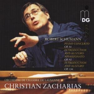 Klavierkonzert op.54 (SACD)