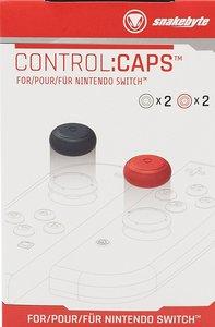 CONTROL:CAPS - Aufsätze für Nintendo Switch, NSW