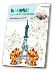 Malbuch für Erwachsene mit CD Kreativität