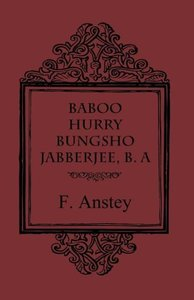 Baboo Hurry Bungsho Jabberjee, B. A.