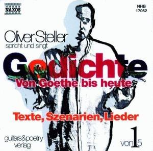 Gedichte von Goethe bis heute