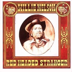 Red Headed Stranger-Limited Edition 180g