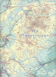 Canada's Maritime Provinces 1 : 530 000