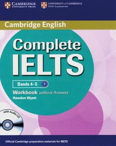 Complete IELTS / Foundation: Workbook without answers with Audio