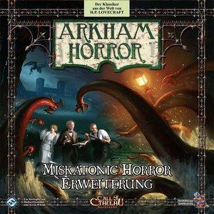 Heidelberger Spieleverlag HE413 - Arkham H.: Miskatonic Horror,