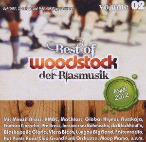 Woodstock Der Blasmusik Vol.2