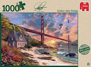 Golden Gate Bridge - 1000 Teile