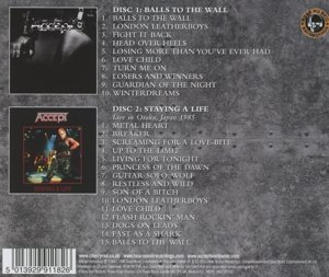 Balls To The Wall (2CD Expanded Edition)
