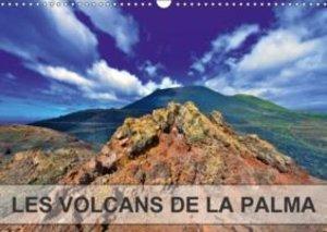 LES VOLCANS DE LA PALMA (Calendrier mural 2015 DIN A3 horizontal