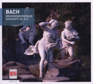 Brandenburgische Konzerte 4-6/+