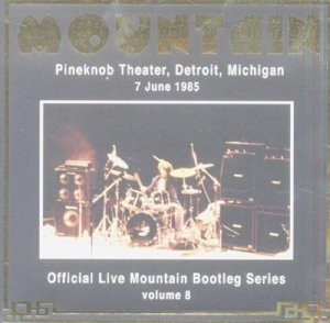 Live At The Pineknob Theatre,Detroit 1985