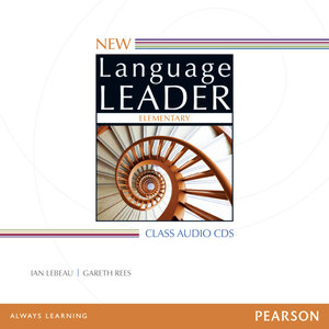 New Language Leader Elementary Class CD (2 CDs)