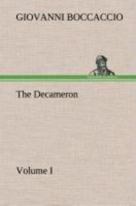 The Decameron, Volume I