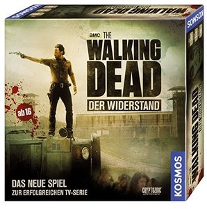 Kosmos 692308 - The Walking Dead, Widerstand