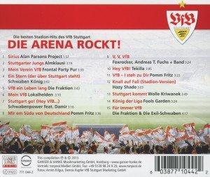 Die Arena Rockt
