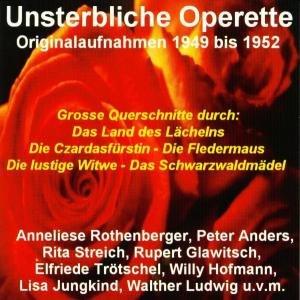 Unsterbliche Operette
