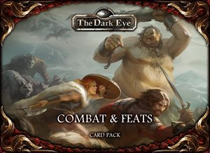 The Dark Eye Card Pack: Combat & Feats
