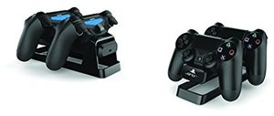 VENOM Dual Charging Stand & Battery Packs, Ladestation für PS4-C