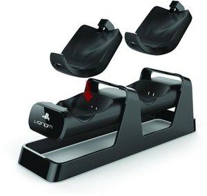 VENOM Dual Charging Stand & Battery Packs, Ladestation für PS4-C