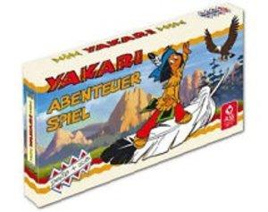 Yakari Abenteuerspiel in Faltschachtel