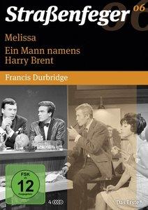 Straßenfeger 06 - Melissa / Ein Mann namens Harry Brent