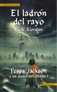 El Ladron del Rayo = The Lightning Thief