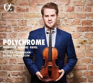 Polychrome - Werke für Violine und Klavier