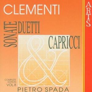 Sonate,Duetti & Capricci 8
