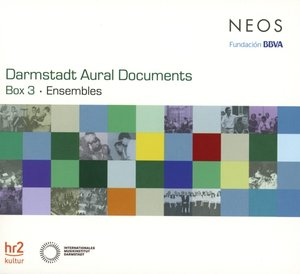 Darmstadt Aural Documents Box 3