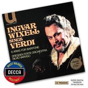Ingvar Wixell Sings Verdi (DMWR)