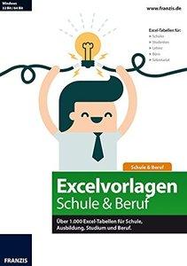 Excelvorlagen für Schule & Beruf