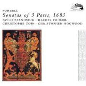 Sonatas Of 3 Parts 1683